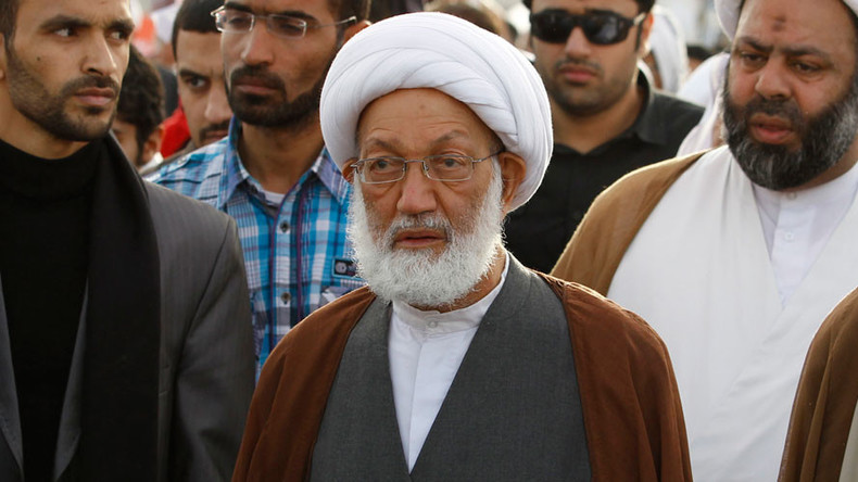 Bahrain strips top Shiite cleric of nationality over promoting 'sectarianism and violence'