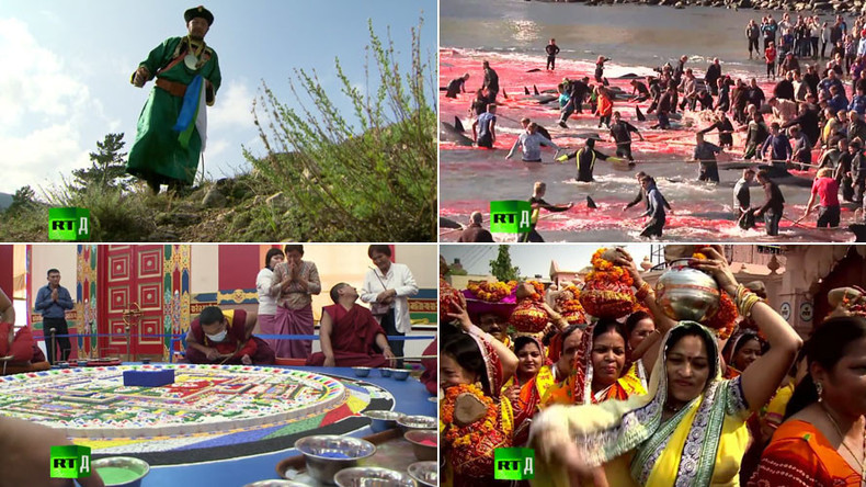 #RTD5: 5 most unusual world traditions revealed in documentaries