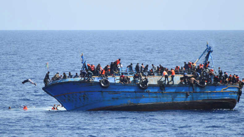 EU expands Mediterranean mission, allowing ship searches for Libya-bound illegal arms
