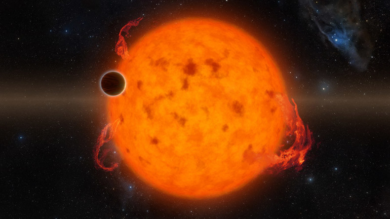 10mn-year-old 'newborn': Youngest-ever exoplanet discovered, may hold key to planet formation