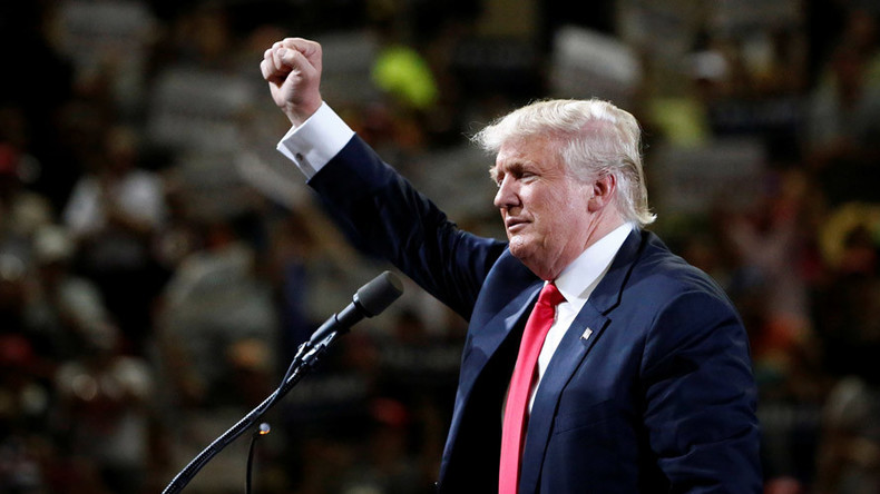 $1.3mn v $42mn: Donald Trump has massive fundraising deficit against Hillary Clinton