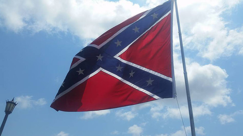'Yankees' arrested for removing Confederate flag while visiting Deep South