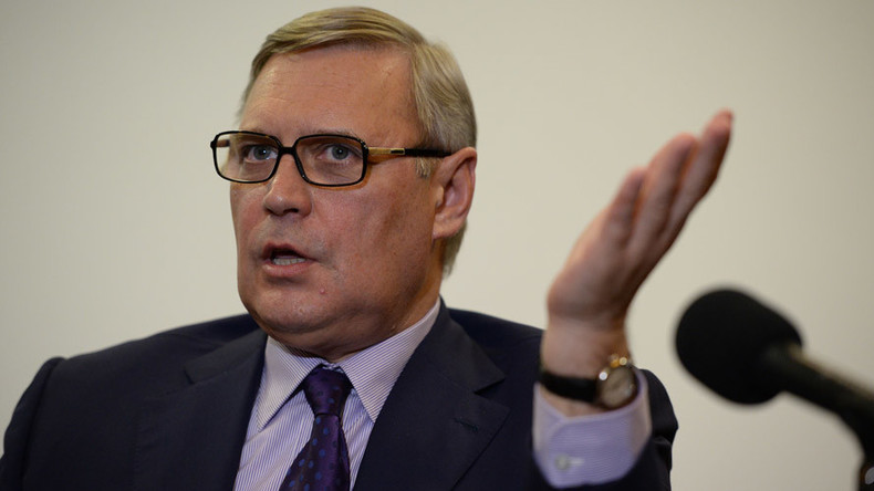 Former Russian PM Kasyanov dismisses reports of split in party, sets sights on Duma seats