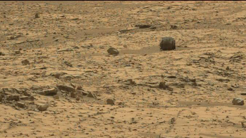Martian machinery? 'Alien' object sparks red planet rumors (PHOTO, POLL)