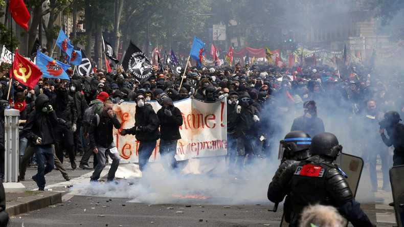 France gives green light to anti-labor law demo, but with restrictions