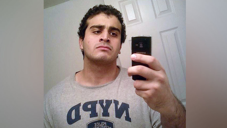 Orlando shooter spent last days researching anti-psychotic drugs
