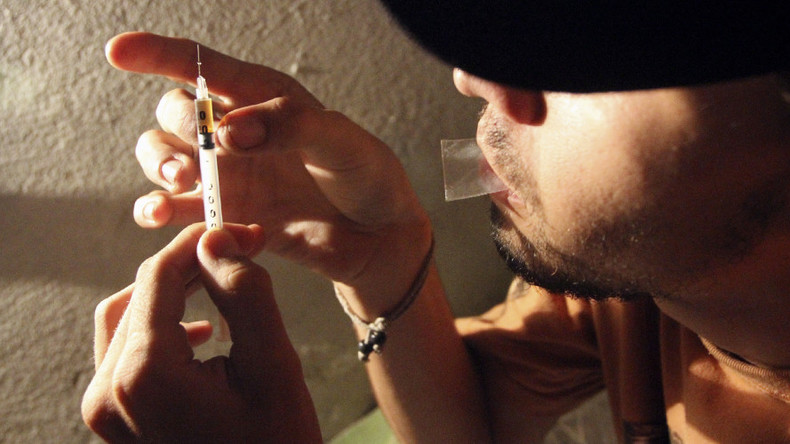 'Heroin epidemic': US users at 20yr high - UN
