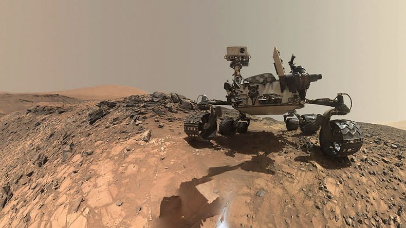 NASA: Unexpected discovery on Mars may revolutionize planet's history