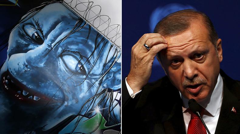 Turkish court convicts man for comparing precious President Erdogan to Gollum