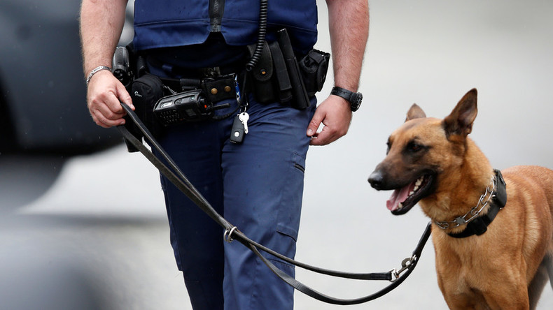 Pennsylvania man claims police used dog to torture him