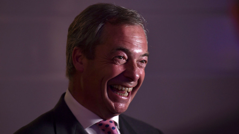 Brexit referendum: Farage declares victory for 'ordinary & decent' people