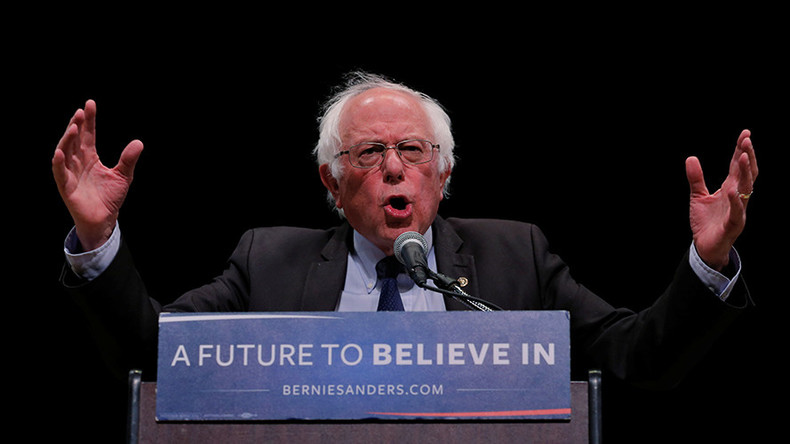 Bernie says he'd vote for Hillary in November, do everything to defeat Trump