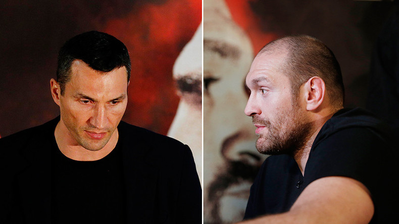 'Ukrainians were death camp guards': Fury hits back after Klitschko compares him to Hitler