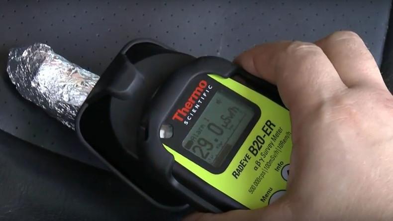 'Imposing quantity' of uranium seized in raid on smugglers in Moldova (VIDEO)