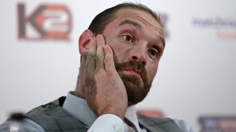 Tyson Fury could lose world titles if doesn't prove himself clear of doping