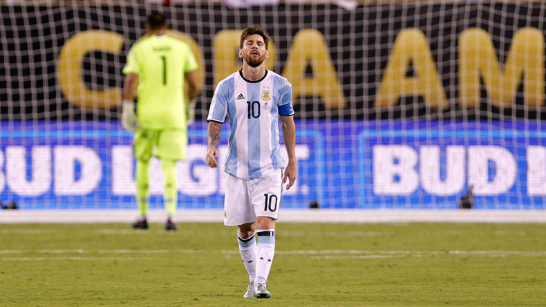 'I've done all I can': Messi 'retires' from Argentina team after heart-wrenching loss to Chile