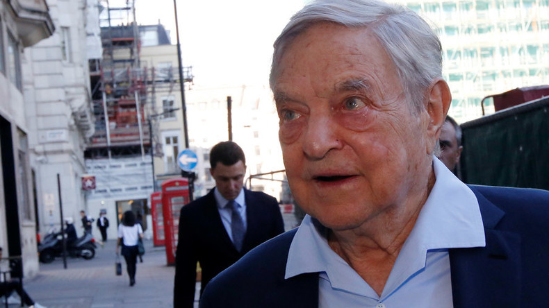 Soros didn't get his pound of flesh, this time around