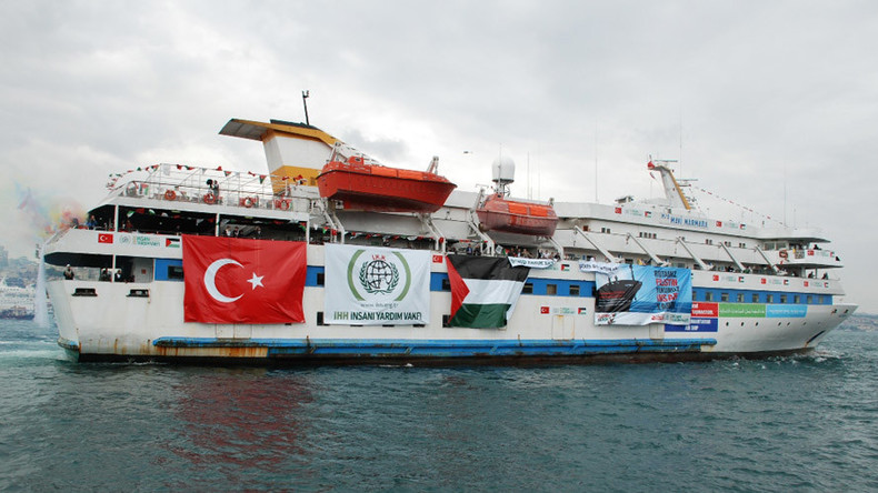 Turkey says Gaza sea blockade 'largely lifted' via reconciliation deal, Israel disagrees