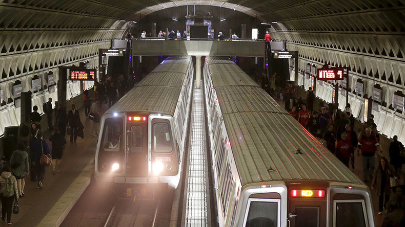 DC Metro station fills with smoke amid surge of safety fixes