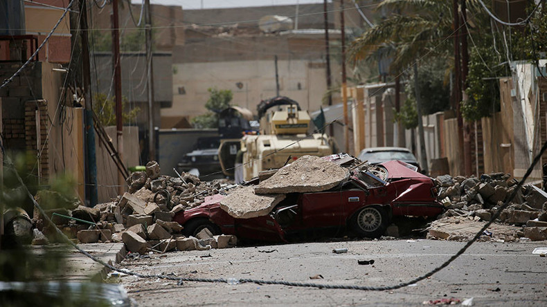 At least 12 killed in suicide attack on Abu Ghraib mosque