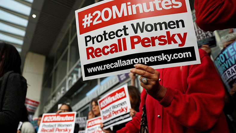 Judge in Brock Turner sex assault case issues harsher sentence to immigrant in similar case