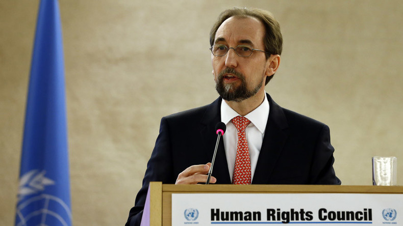 UN human rights chief urges Britain to act over post-Brexit 'xenophobic' attacks
