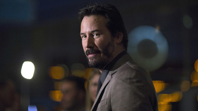 Keanu Reeves joins the shadow cabinet? Confusion as actor pays UK parliament surprise visit