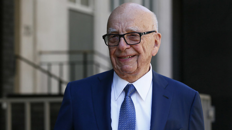 Weaker pound makes Britain more competitive – Murdoch