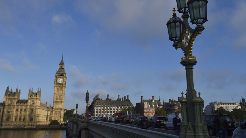 False alarm: abandoned car forces police to close bridge next to British parliament