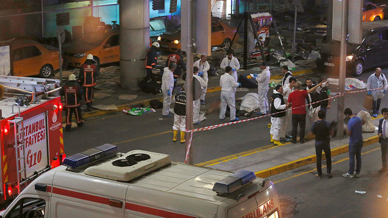 Terror timeline: Turkey's year of spiraling violence