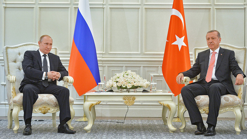 Putin & Erdogan may meet in person for first time since crisis over downed Russian jet
