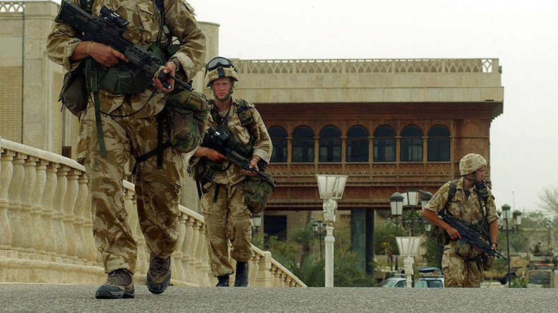 Britain 'over promised & under delivered' to troops in Basra – former Iraq general