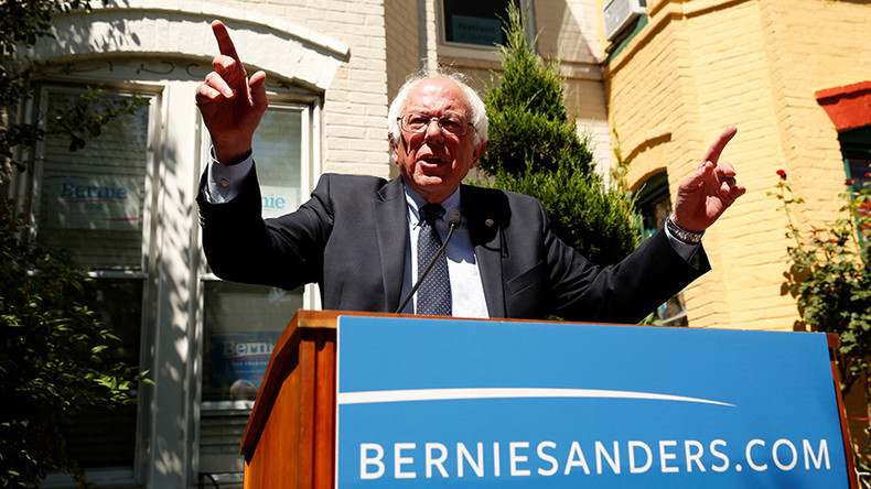 Sanders refuses to quit presidential race with 1,900 Bernie delegates attending DNC