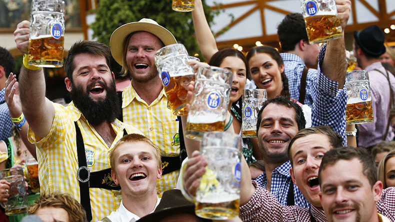 Munich to spend extra €2.2m on Oktoberfest security in the wake of Brussels, Istanbul attacks