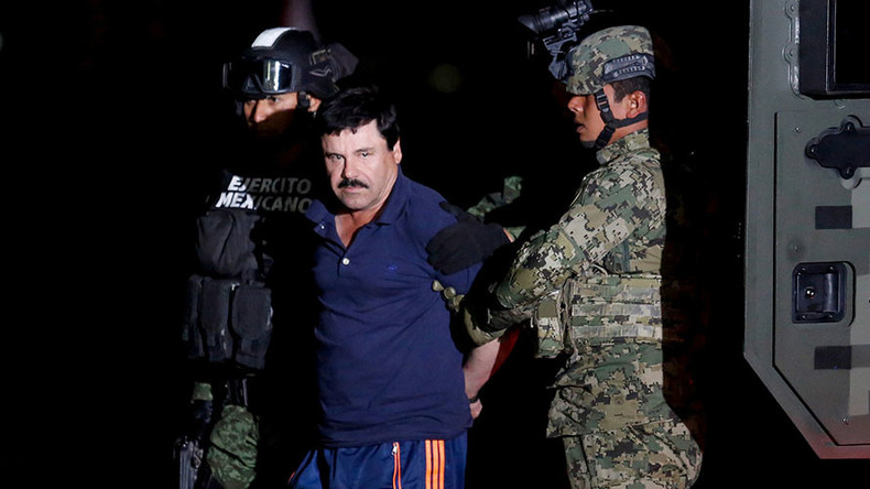'El Chapo' extradition to US halted by Mexico judge over death penalty fears