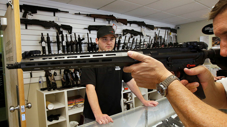 Two guns for every boy: Firearm ownership down, purchases up