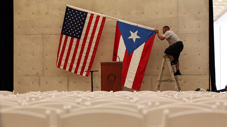 Senate passes Puerto Rico financial rescue bill to Obama for signature