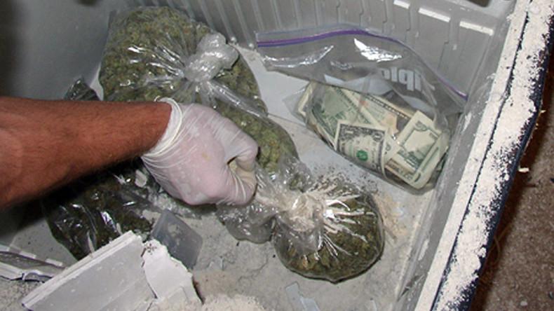 Drug bust nets big bucks for Miami-Dade police