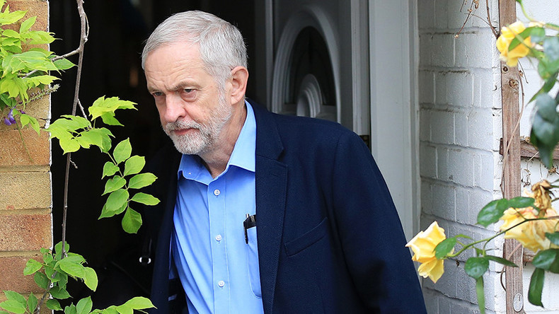 Prisoner of circumstance? Labour chief Corbyn wants to quit, but sources say allies won't let him