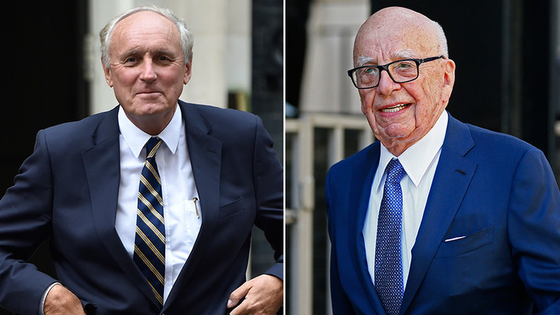Murdoch and Dacre... press barons and Britain's real kingmakers?