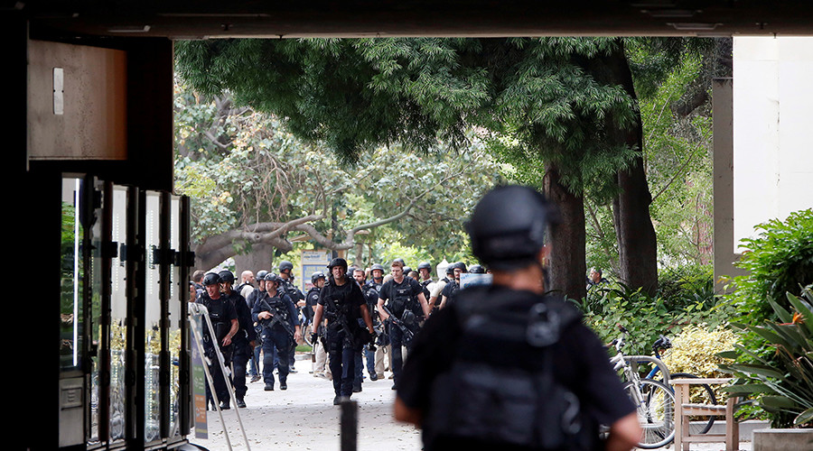 2 killed in UCLA murder-suicide, campus lockdown lifted