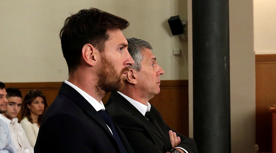 'I just worried about playing football': Lionel Messi denies knowledge of €4.1mn tax evasion