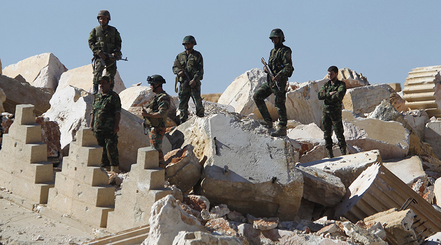 Onslaught on ISIS: Syrian Army enters Raqqa province as Kurds, rebels advance