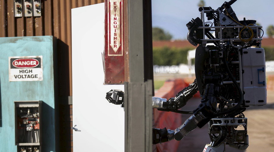Google working on 'kill switch' to prevent robot uprising