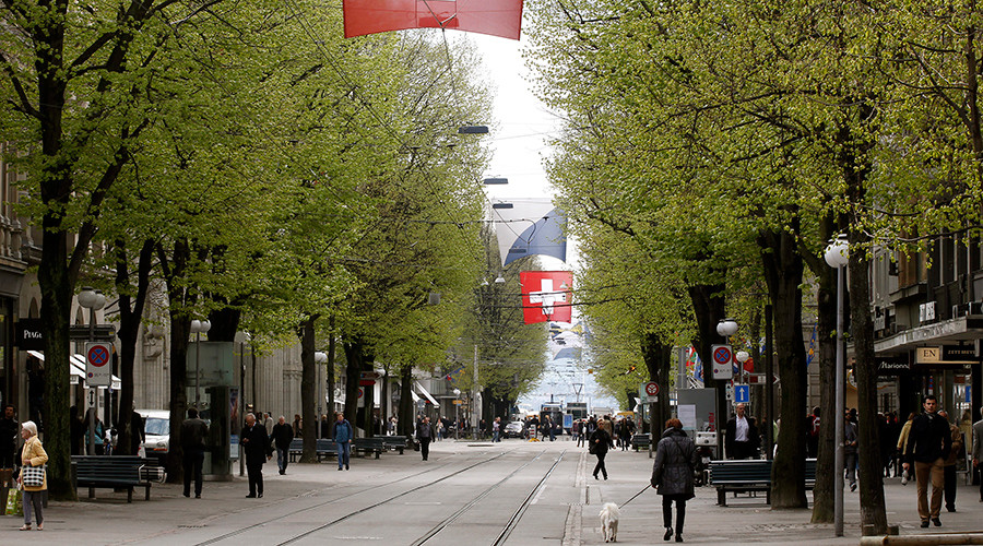 Swiss voters overwhelmingly reject $2,500 basic income proposal in national referendum