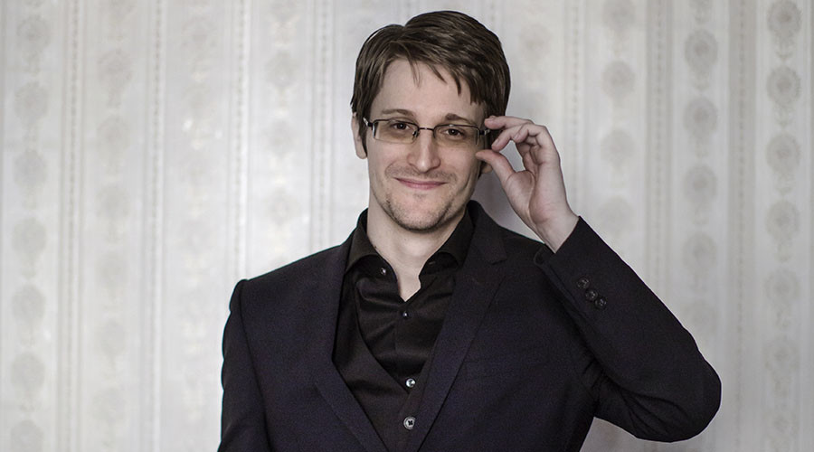 'Snowden changed the course of history'