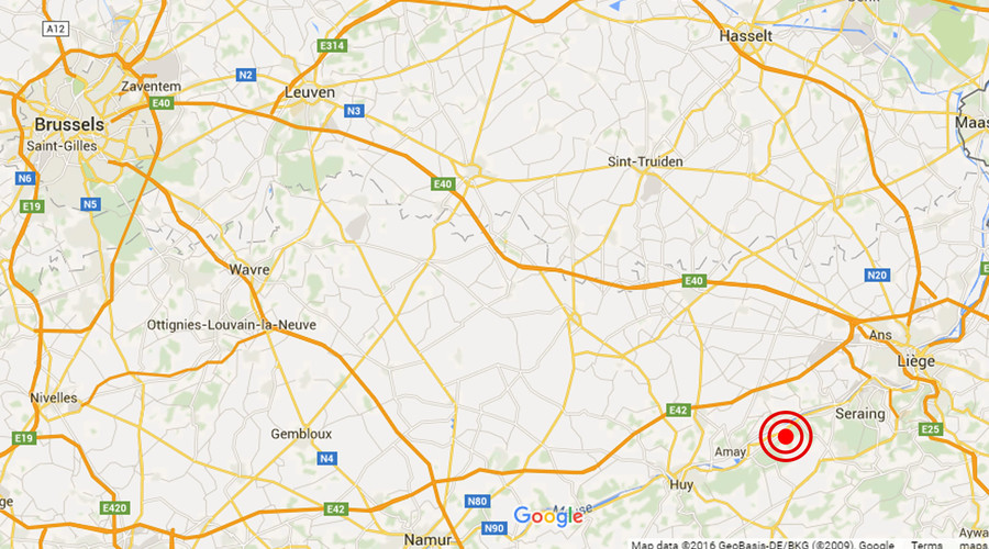 At least 3 dead, 9 seriously injured as passenger train rams into freight train in Belgium
