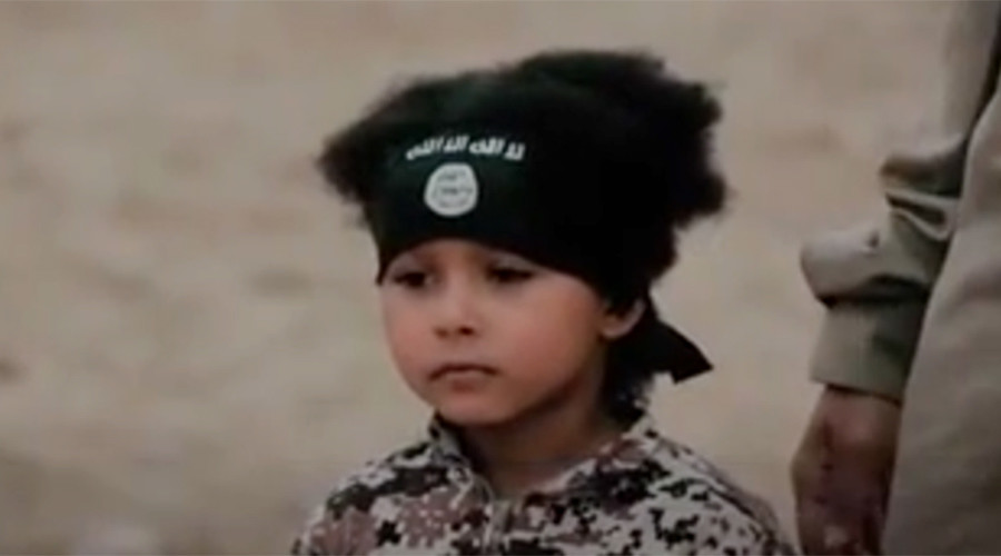 British toddler 'Jihadi Junior' smuggled from Syria to Sweden for medical treatment - reports