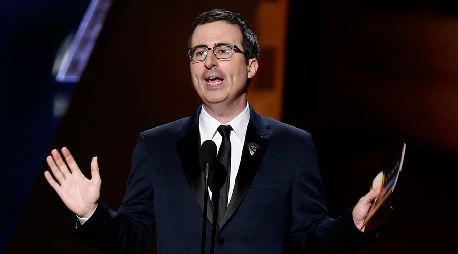 'Grimy business': John Oliver makes TV history, forgives $15m in medical debt he purchased