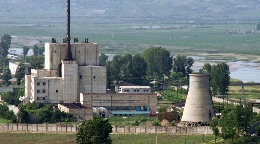 North Korea reactivates nuclear weapons plant, UN says citing satellite imagery